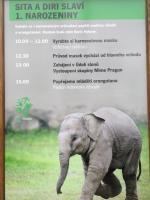 podium Zoo Praha
