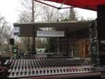 Zoo - podium, zvuk