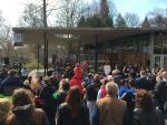 zvuk podium - Zoo Praha